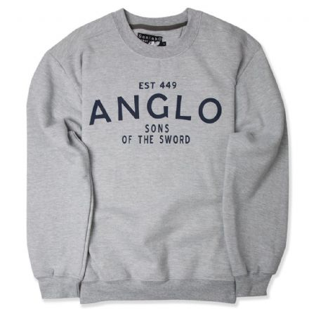 "Senlak ""Anglo"" Sweatshirt - Sports Grey"